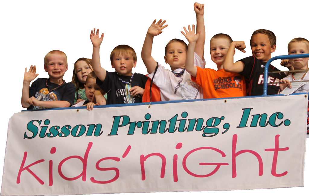 Sisson Printing Kids' Night