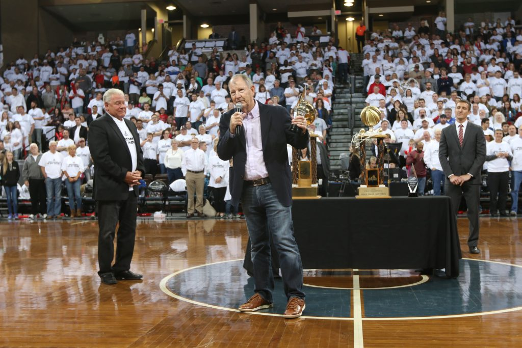SIOUX FALLS, SD - APRIL 26: xxxxxxxxxxxxxxxxxx during the NBA D-League Finals Game 2 at the Sanford Pentagon April 26, 2016 in Sioux Falls, South Dakota. NOTE TO USER: User expressly acknowledges and agrees that, by downloading and/or using this Photograph, user is consenting to the terms and conditions of the Getty Images License Agreement. Mandatory Copyright Notice: Copyright 2016 NBAE (Photo by Dave Eggen/NBAE via Getty Images)
